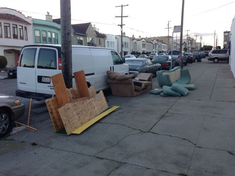 Illegal Dumping Public Works