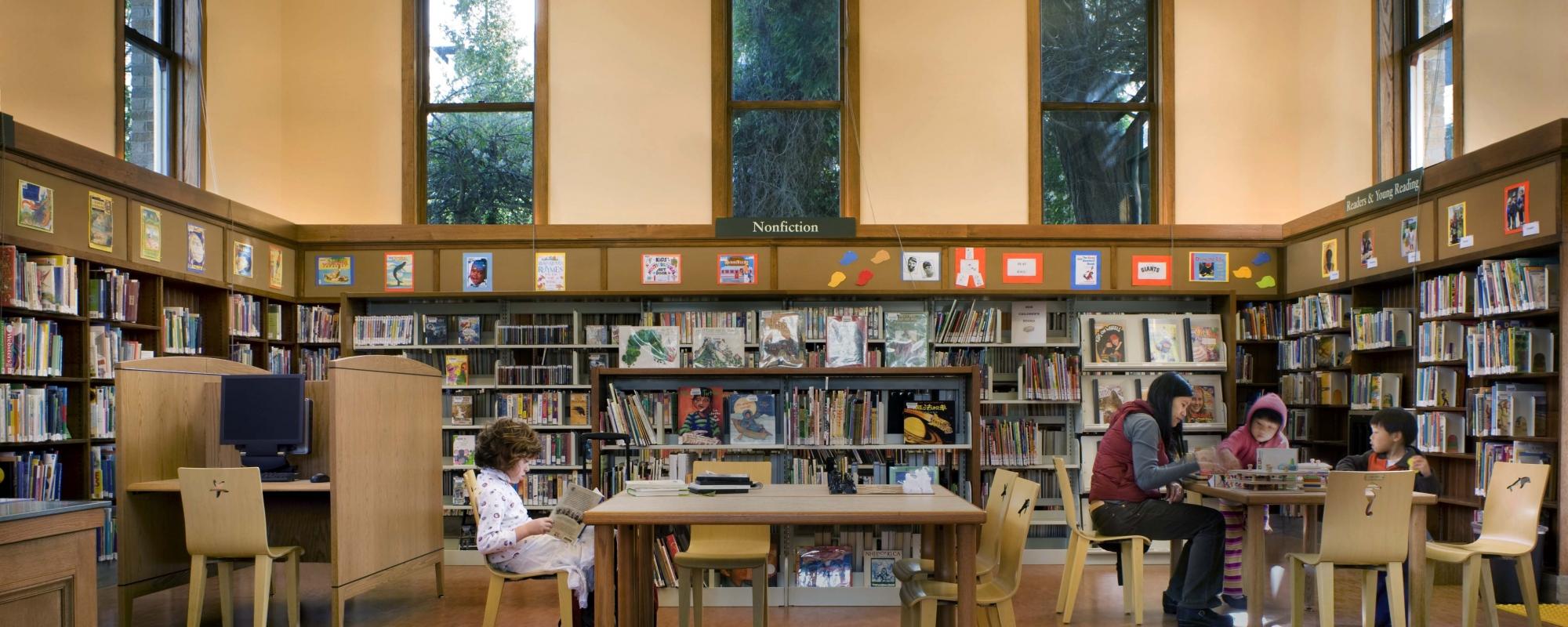 Noe Valley/Sally Brunn Branch Library
