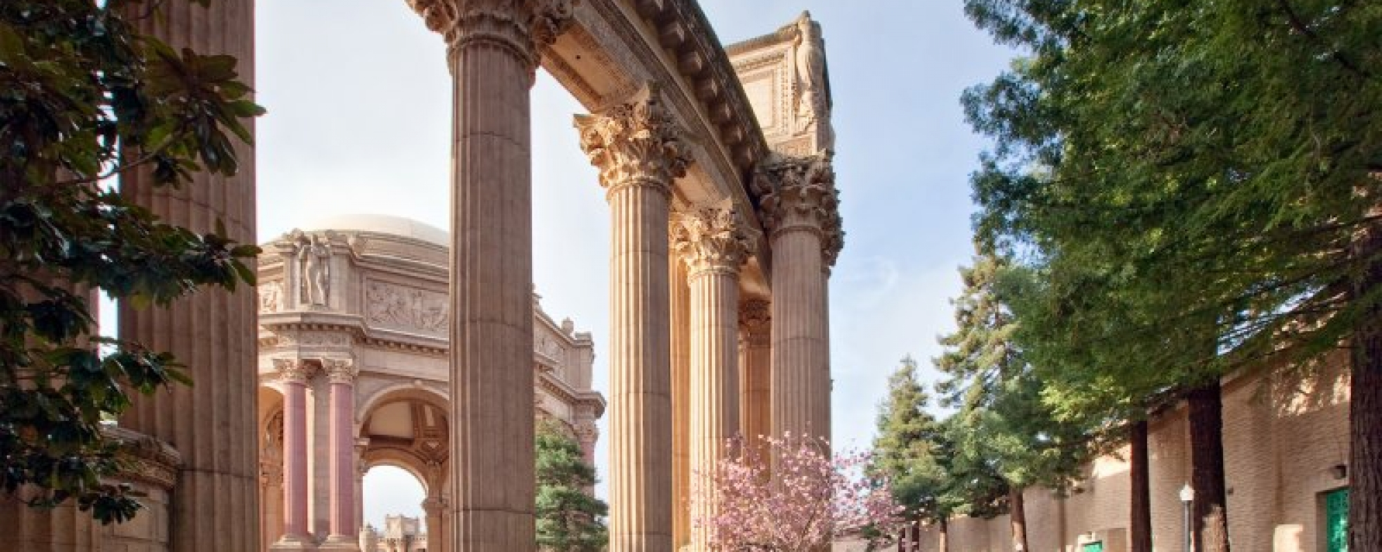 Palace of Fine Arts Restoration