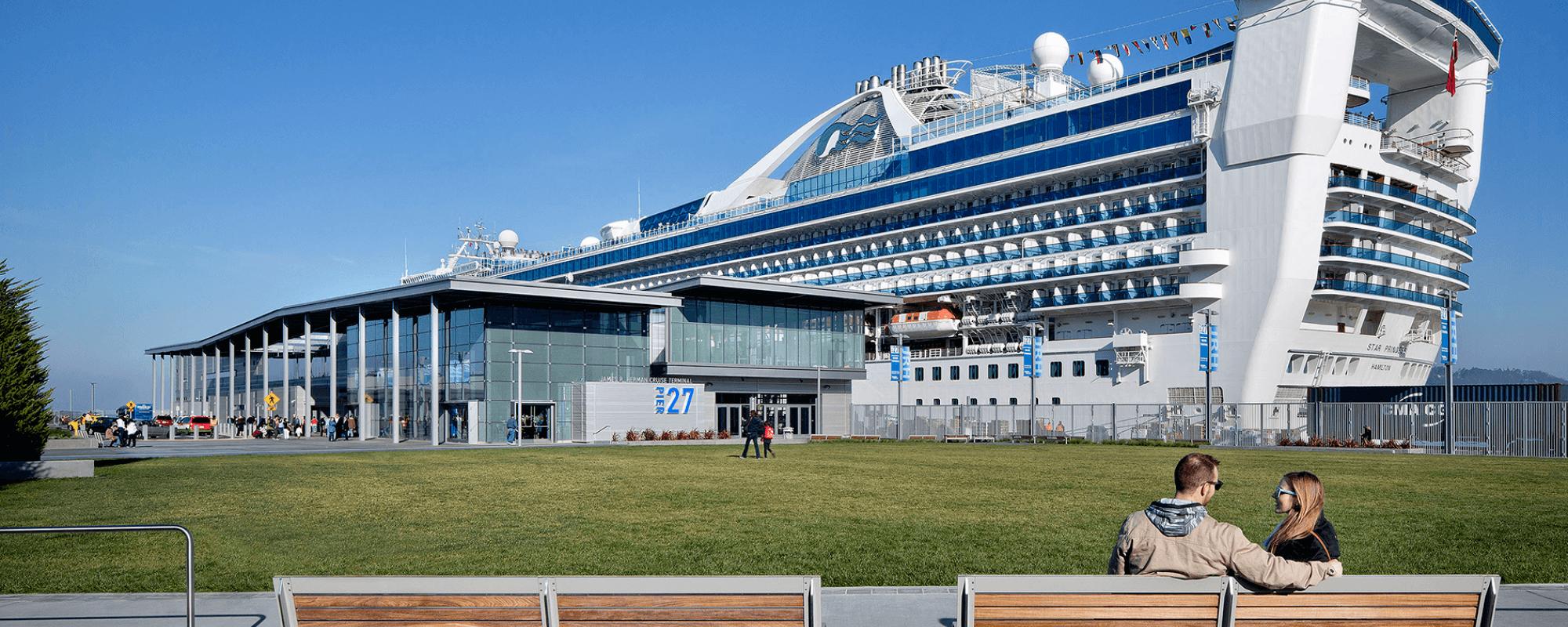 Pier 27 Cruise Terminal