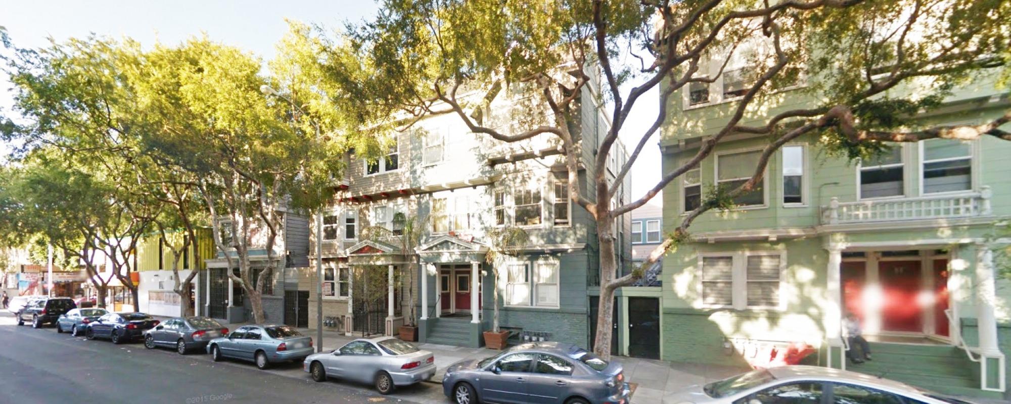 Folsom Street Streetscape Improvement Project
