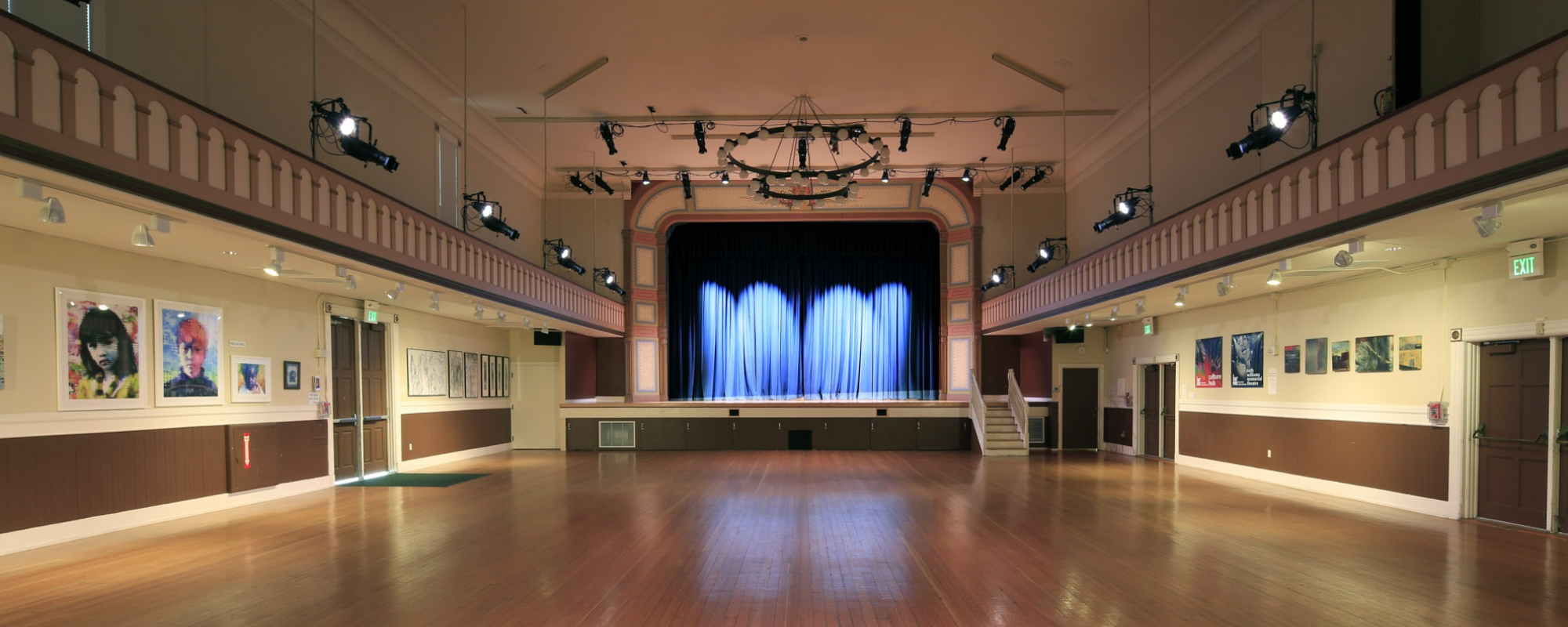 Bayview Opera House interior