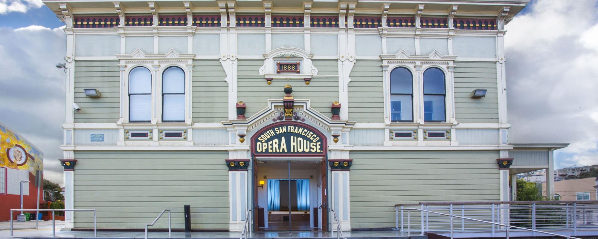 Bayview Opera House exterior