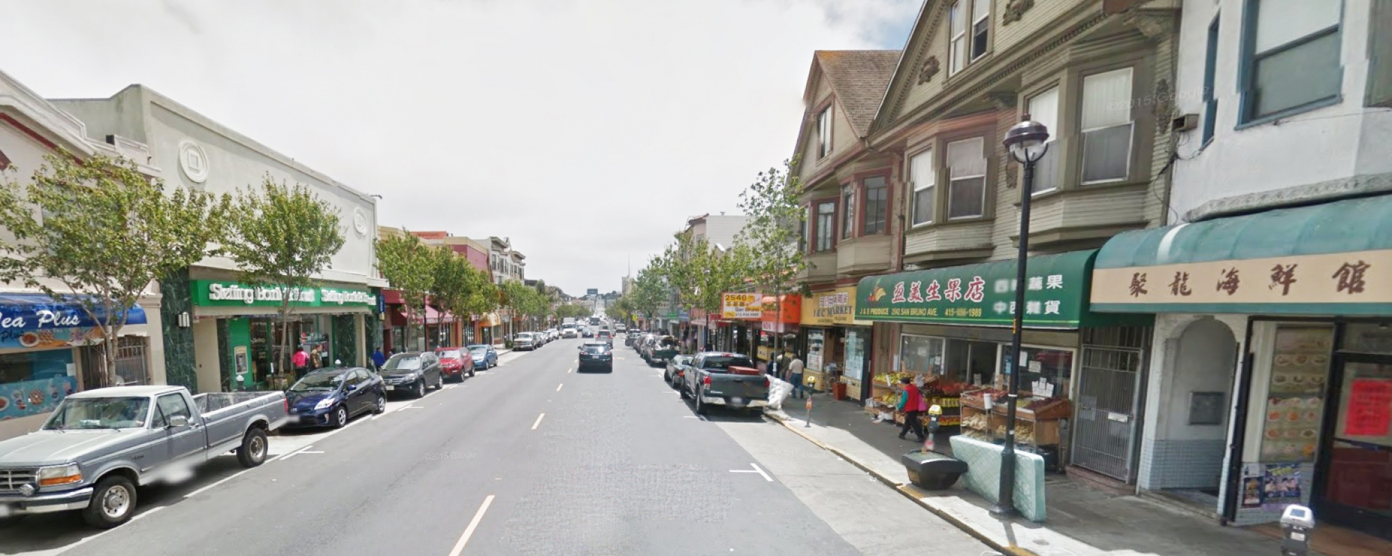San Bruno Streetscape Improvement Project