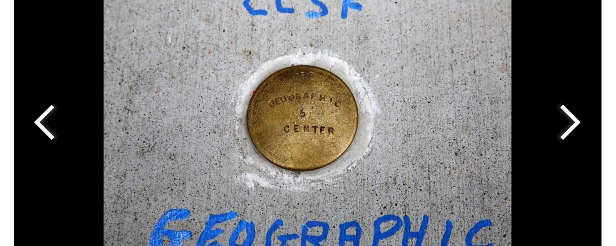 center marker