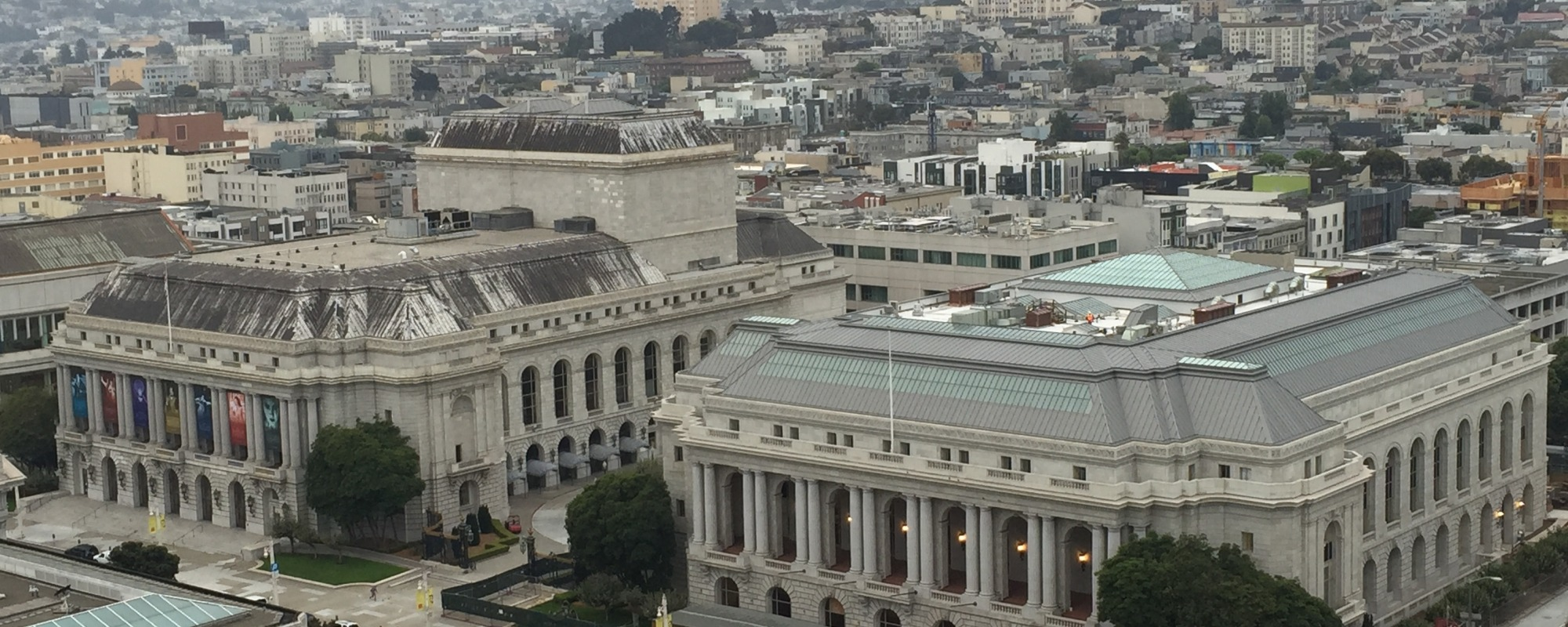 San Francisco War Memorial Veterans Building