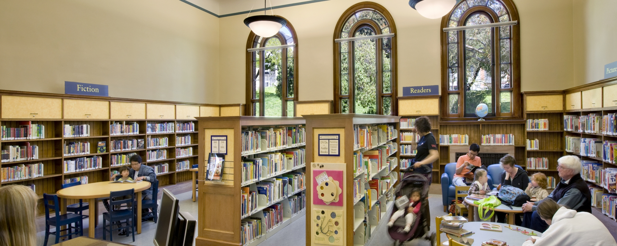 Presidio Branch Library