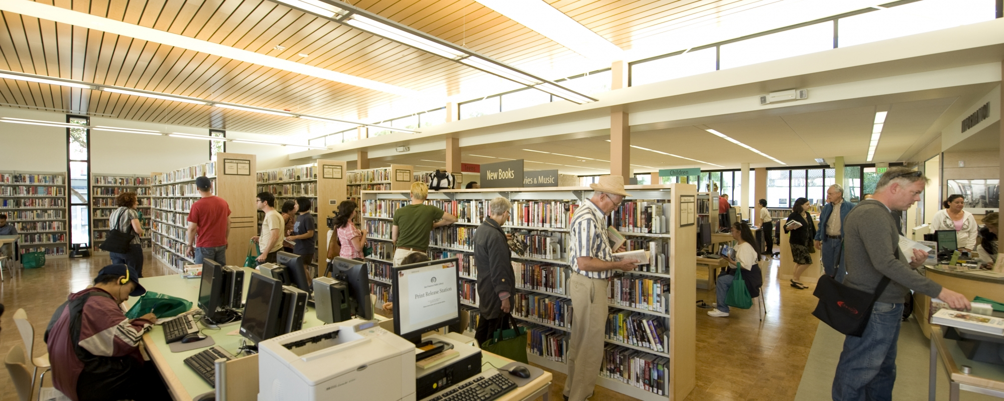 Eureka Valley Branch Library