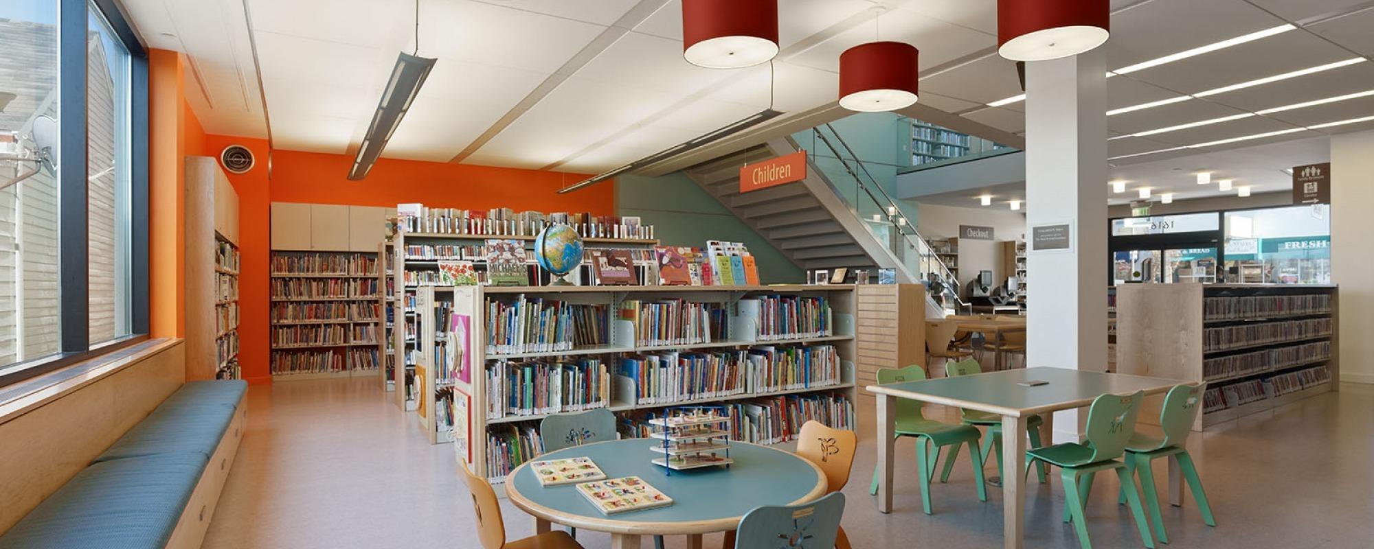 Potrero Branch Library