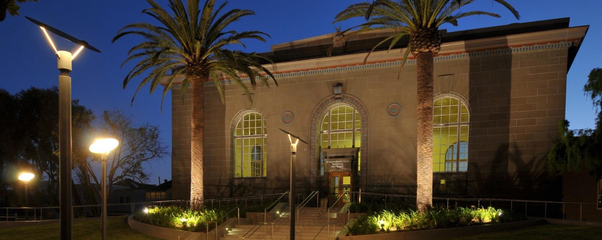 Richmond/Senator Milton Marks Branch Library