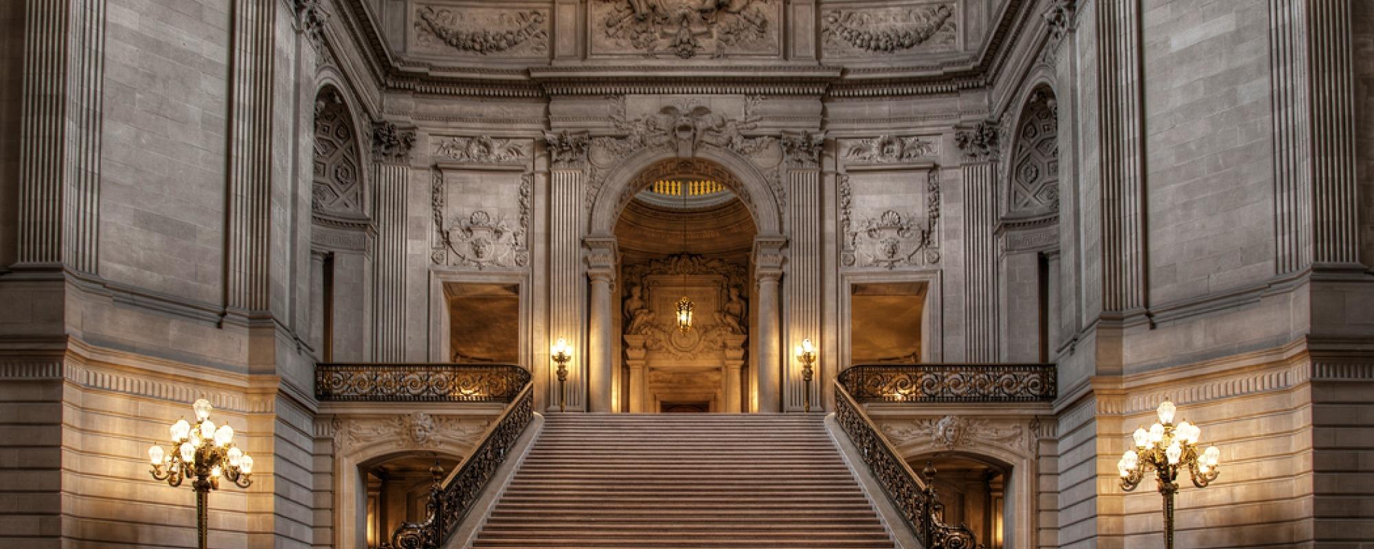 San Francisco City Hall Seismic Upgrade