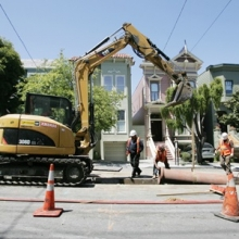Utility Excavation